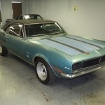 67 camaro RS barn find for sale 01