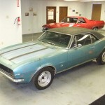 67 camaro RS barn find for sale 02