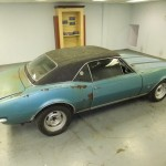 67 camaro RS barn find for sale 04